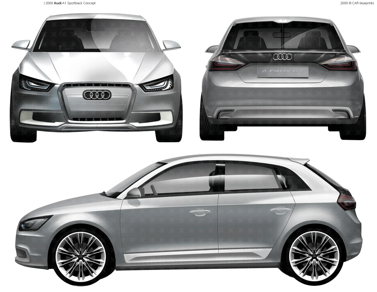 Index Of Blueprints Audi