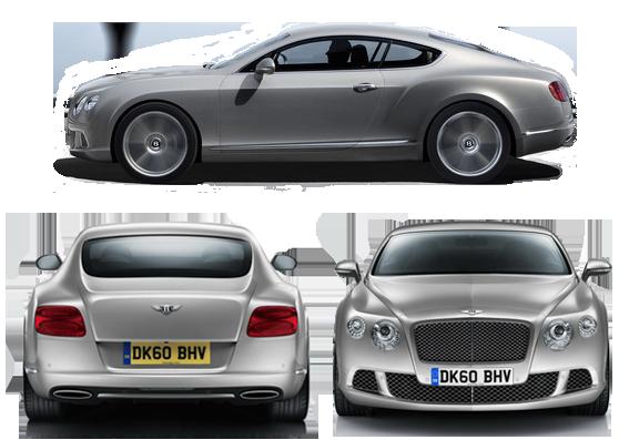 Index Of Blueprints Bentley
