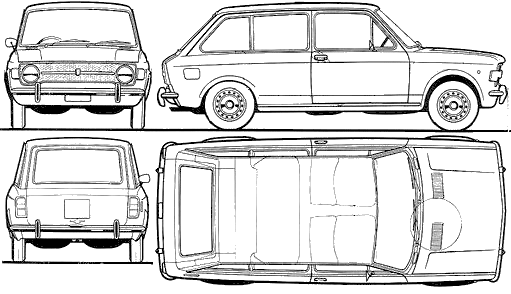 index of   blueprints  fiat