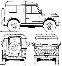 Fiat Campagnola Swb 1981
