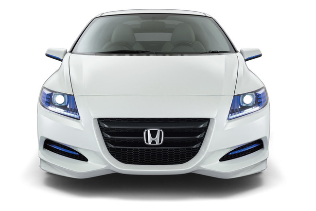 2009 honda cr z - photo #6