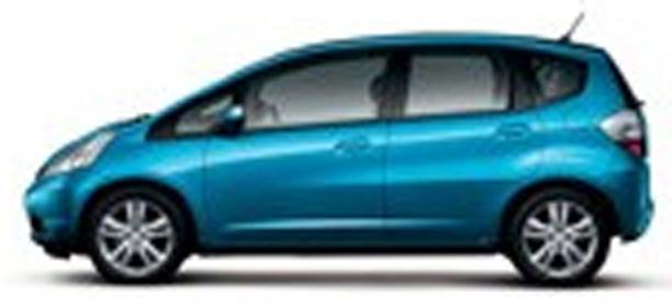2009 Honda Jazz. 2009 Honda Jazz Minivan