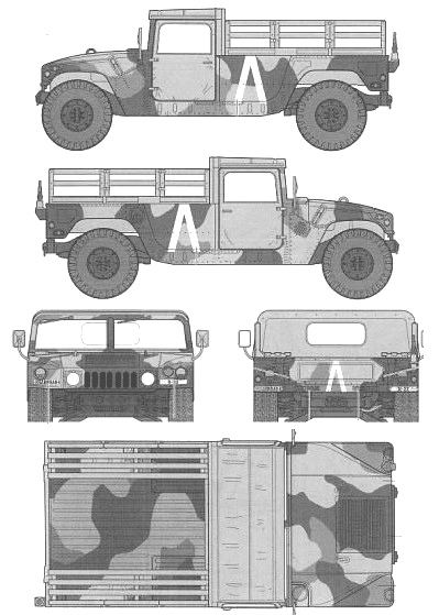 Index Of Blueprints Hummer