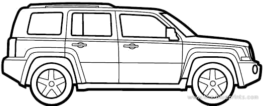 index of   blueprints  jeep