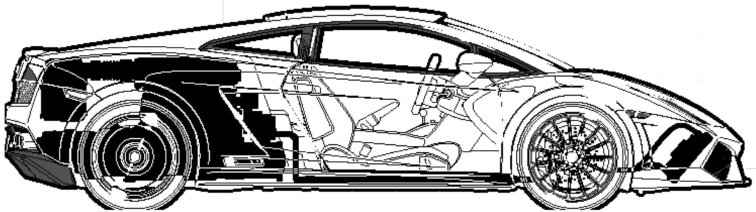 CAR blueprints - Lamborghini Gallardo LP550-2 Valentino Balboni ...