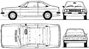 Lancia Beta Coupe 1300 1977 likewise 2002 Jaguar Starter Wiring Diagram Html as well How To Draw A Lamborghini Gallardo Side View also Ect Sensor Location 5 4l Triton besides Nissan Pulsar 1 8 1994 Specs And Images. on jaguar minivan