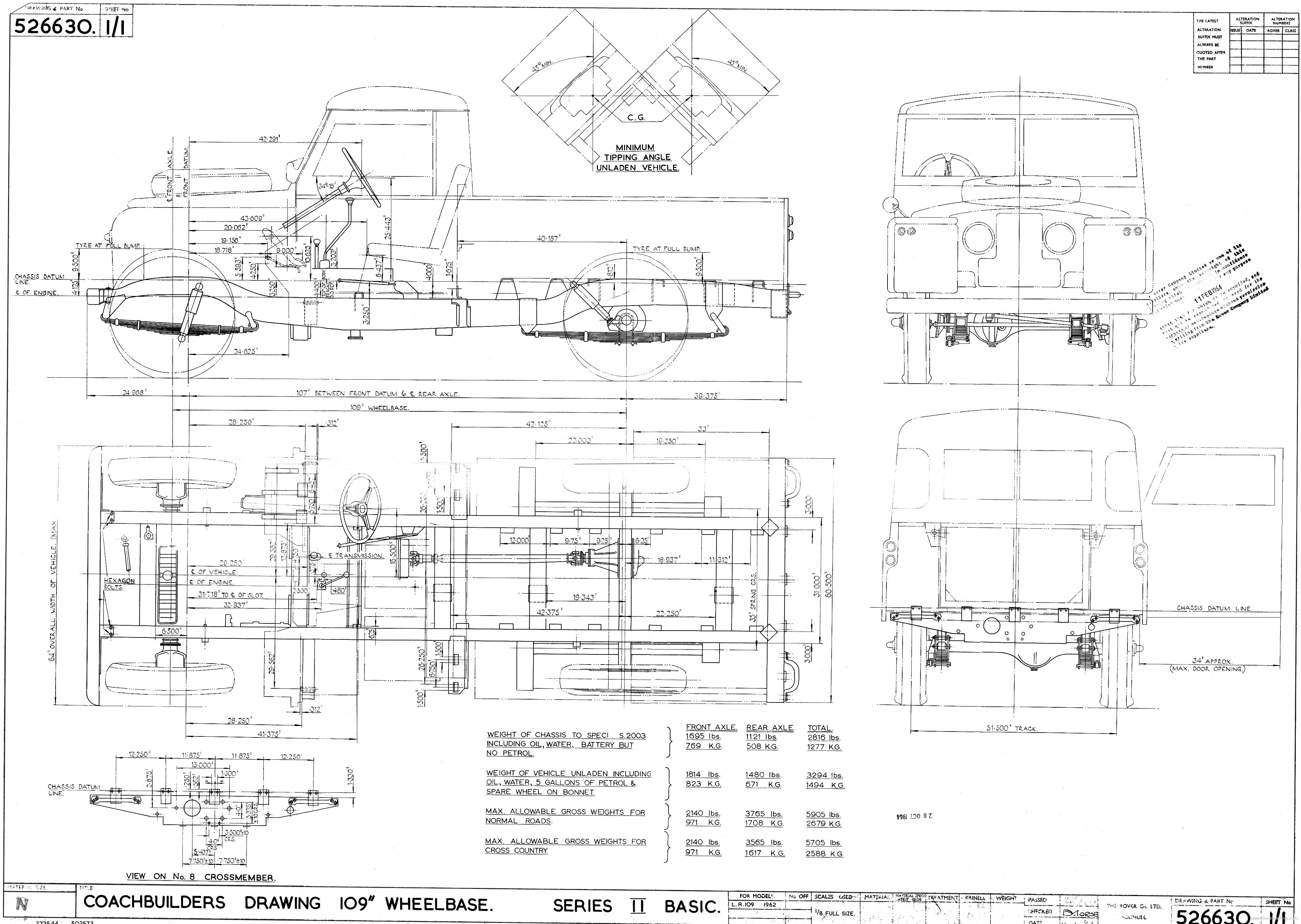 Land Rover on 1980 Toyota Pickup Wiring Diagram