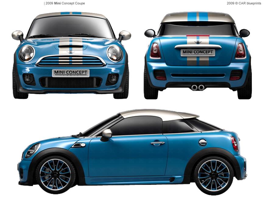 Index of blueprintsmini mini concept coupe 2 malvernweather Images