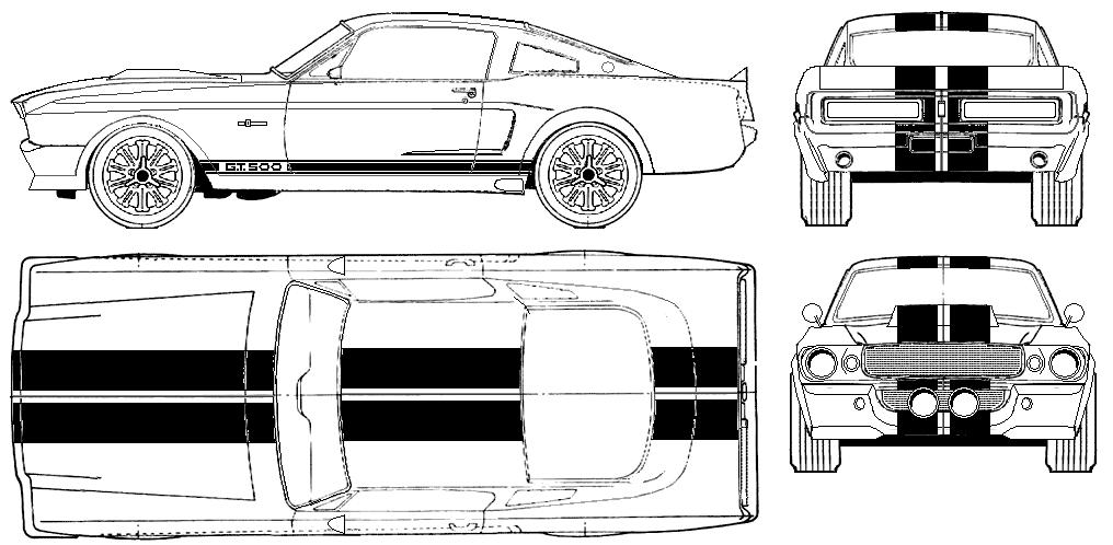 Схема прокачки мустанга