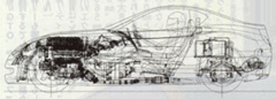 Toyota Supra 2007 2007 Toyota Supra Concept