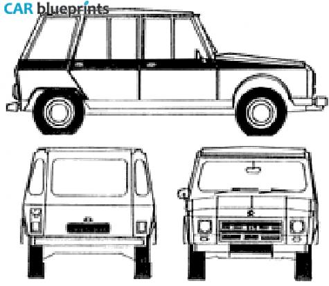1966 Pontiac Bonneville Wiring Diagram