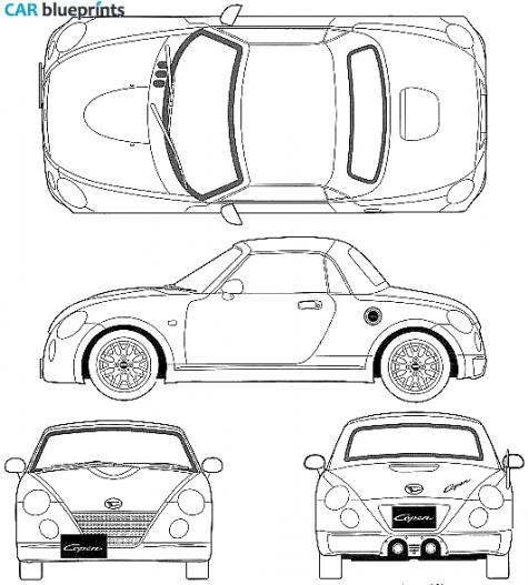 Daihatsu Copen Roadster