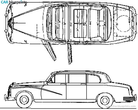 DR-450 Limousine blueprint