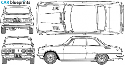 Carstyling ru resources concept large 69Isuzu Bellett MX1600 GT  I   Ghia on acura coupe concept