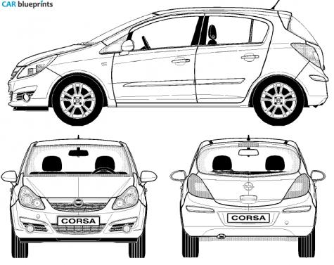 Subaru 3 Door Hatchback