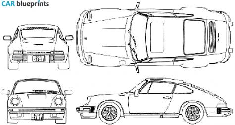 Porsche 356 Headlight Wiring Diagram