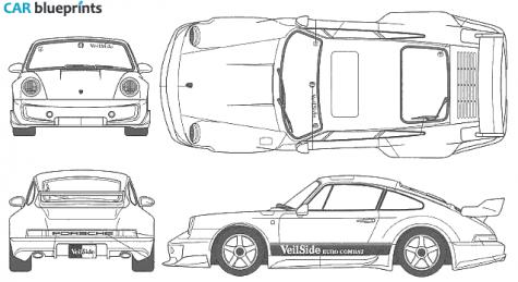 Porsche 911 Veilside