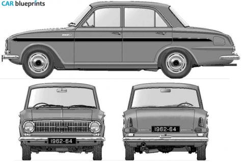 car blueprints vauxhall vx4 90 blueprints vector. Black Bedroom Furniture Sets. Home Design Ideas