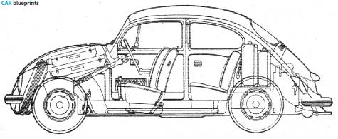 142075701019 as well Volkswagen Beetle 1300 further 372672937887066658 also Volkswagen Beetle 05 likewise 2000 Subaru Outback Wiring Diagram. on vw type 3 s