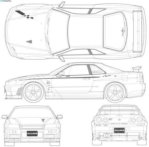 r34 skyline gtr wallpaper. Nissan+skyline+gtr+r34+
